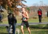 Men's cross country finish out season at regionals